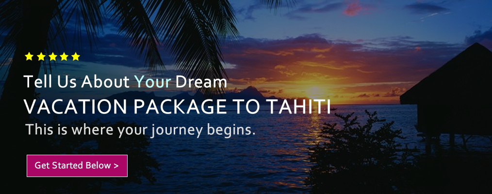 Vacation Packages to Tahiti