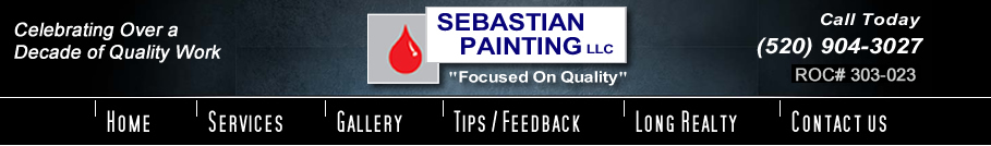 Painting Contractor Tucson